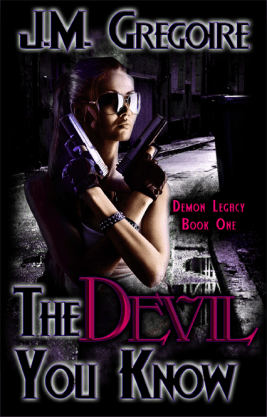 Bookstore - Demon Legacy 1.0 - The Devil You Know