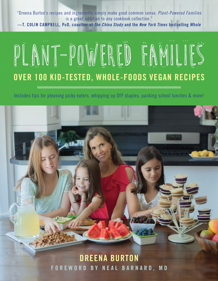 Plant-Powered Families Cookbook