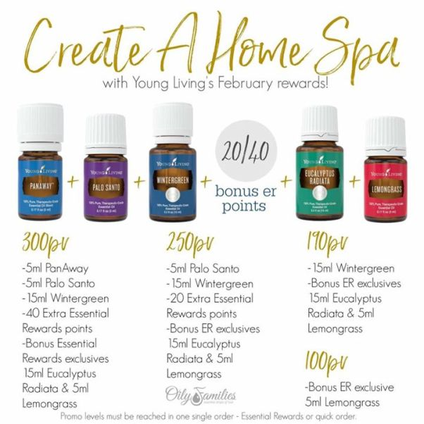 Buy Young Living Essential Oils