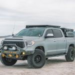 Front Runner Outfitters Crew Max Slimline Ii Roof Rack Kit Low Profile 2007 Krtt003t 1 255 00 Pure Tundra Parts And Accessories For Your Toyota Tundra