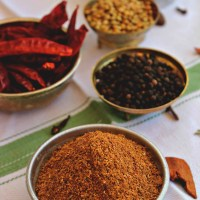 Homemade Pav Bhaji Masala Powder (Step by Step)