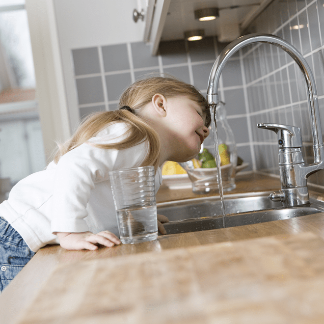 home drinking water