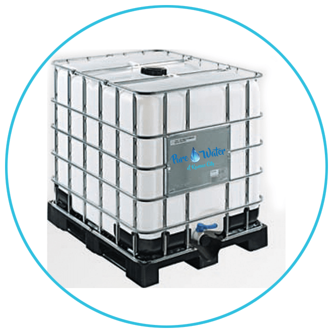 WATER STORAGE TOTE