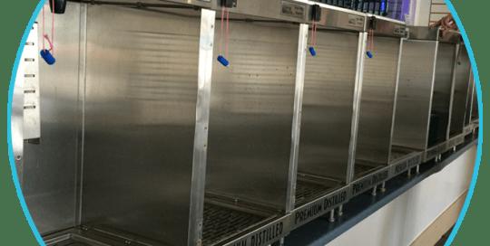 Self Serve Water Dispensers