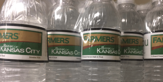 Custom Label Water Bottles