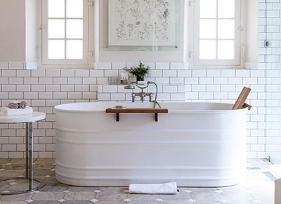 Stock Tank Bathtubs Are Trending PureWow