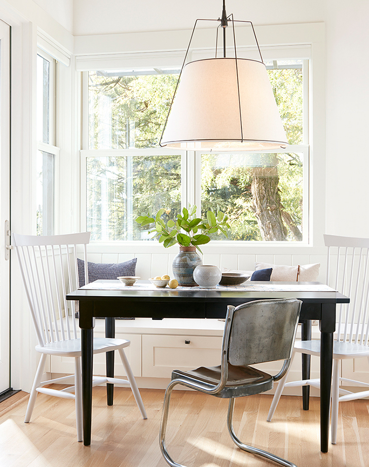 Leaves Dining Table Room Narrow