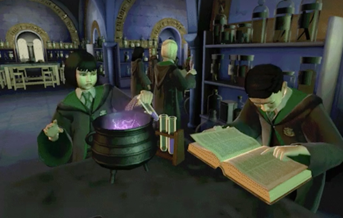 Harry Potter  Hogwarts Mystery  Mobile Game Release Date Revealed     Step Aside  Pok    mon Go  The New Harry Potter Mobile Game Launches  Soon