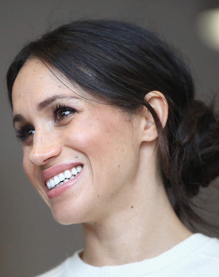 Meghan Markle's Go-to Hairstyles - PureWow