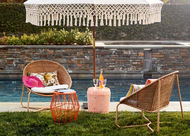 stylish outdoor furniture pieces purewow
