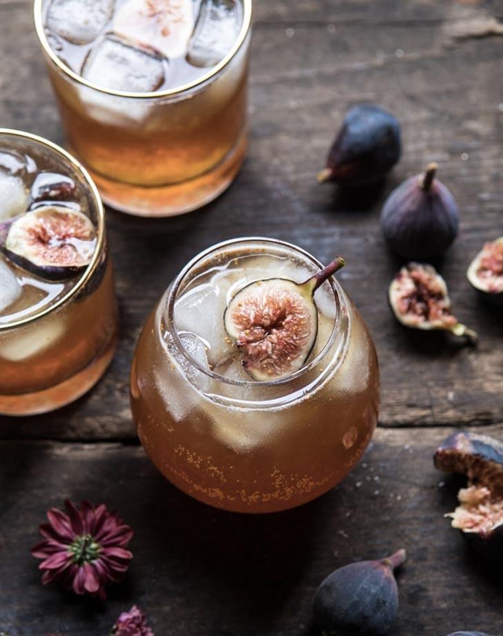 fig bourbon cider cocktail1