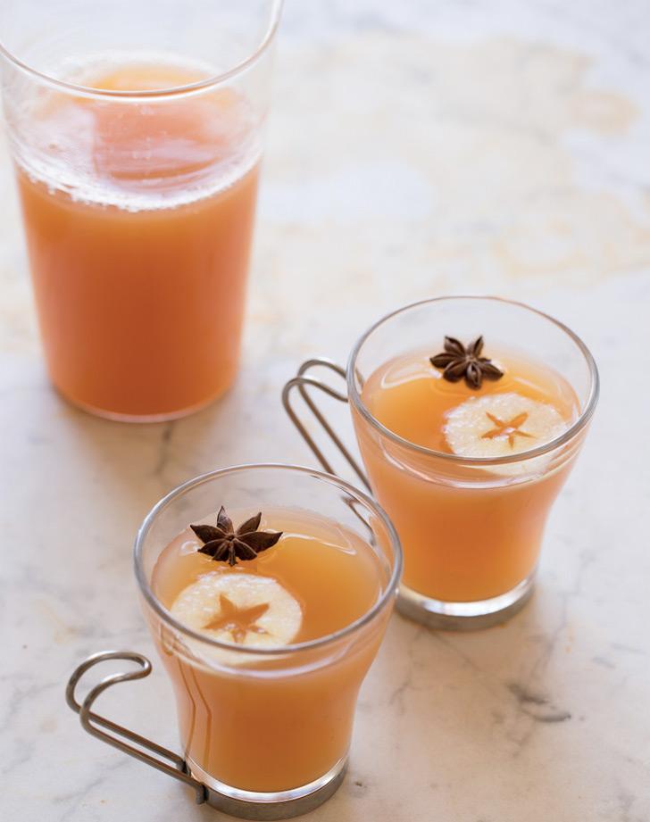honeycrisp bourbon cider