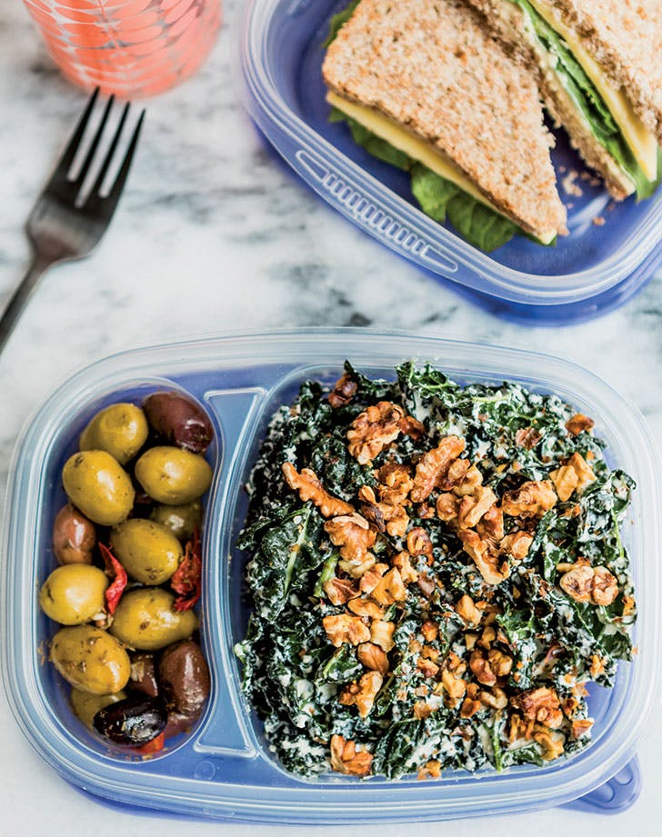 19 No-Heat Lunches to Bring to Work