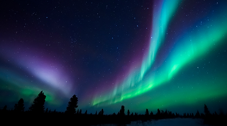 Can You See Northern Lights Anchorage Tonight