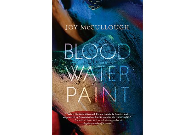 blood water paint joy mccollough