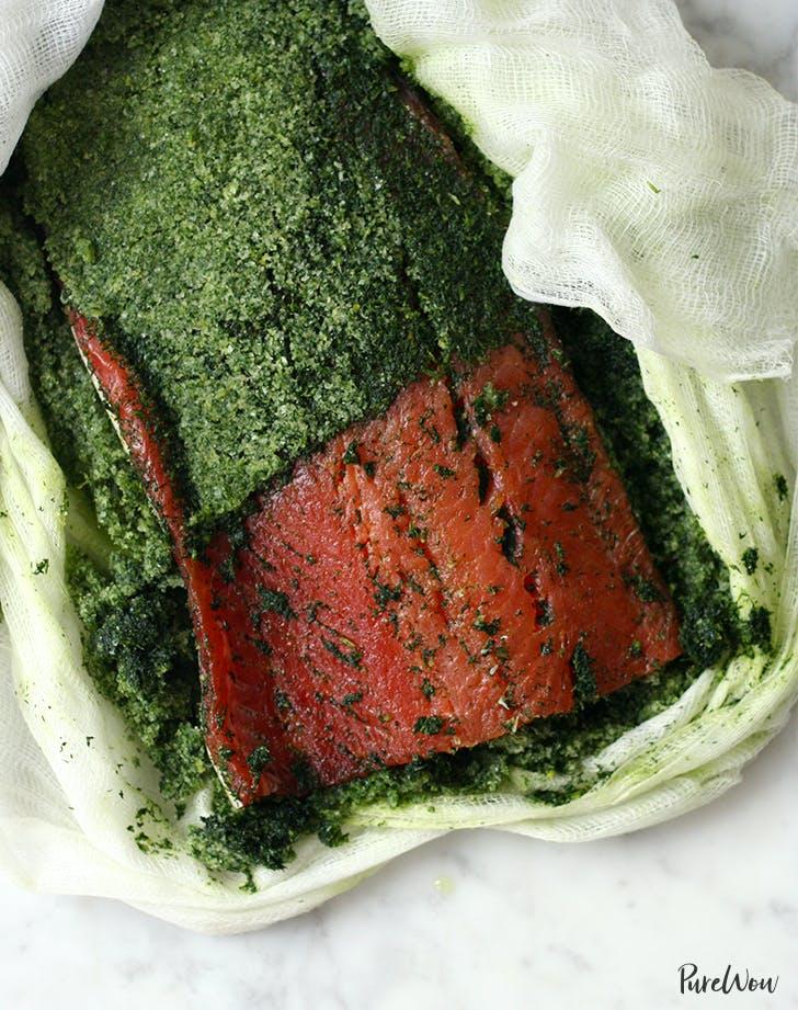 Lemon Dill Cured Salmon Recipe1