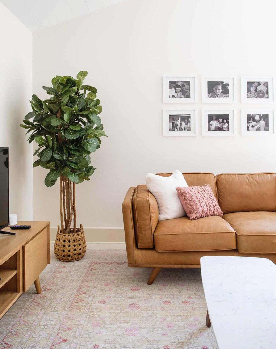family room decorating ideas black white prints a beautiful mess