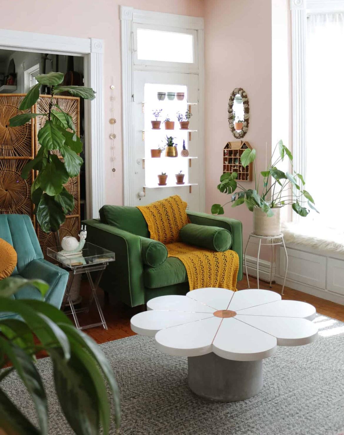 family room decorating ideas daisy