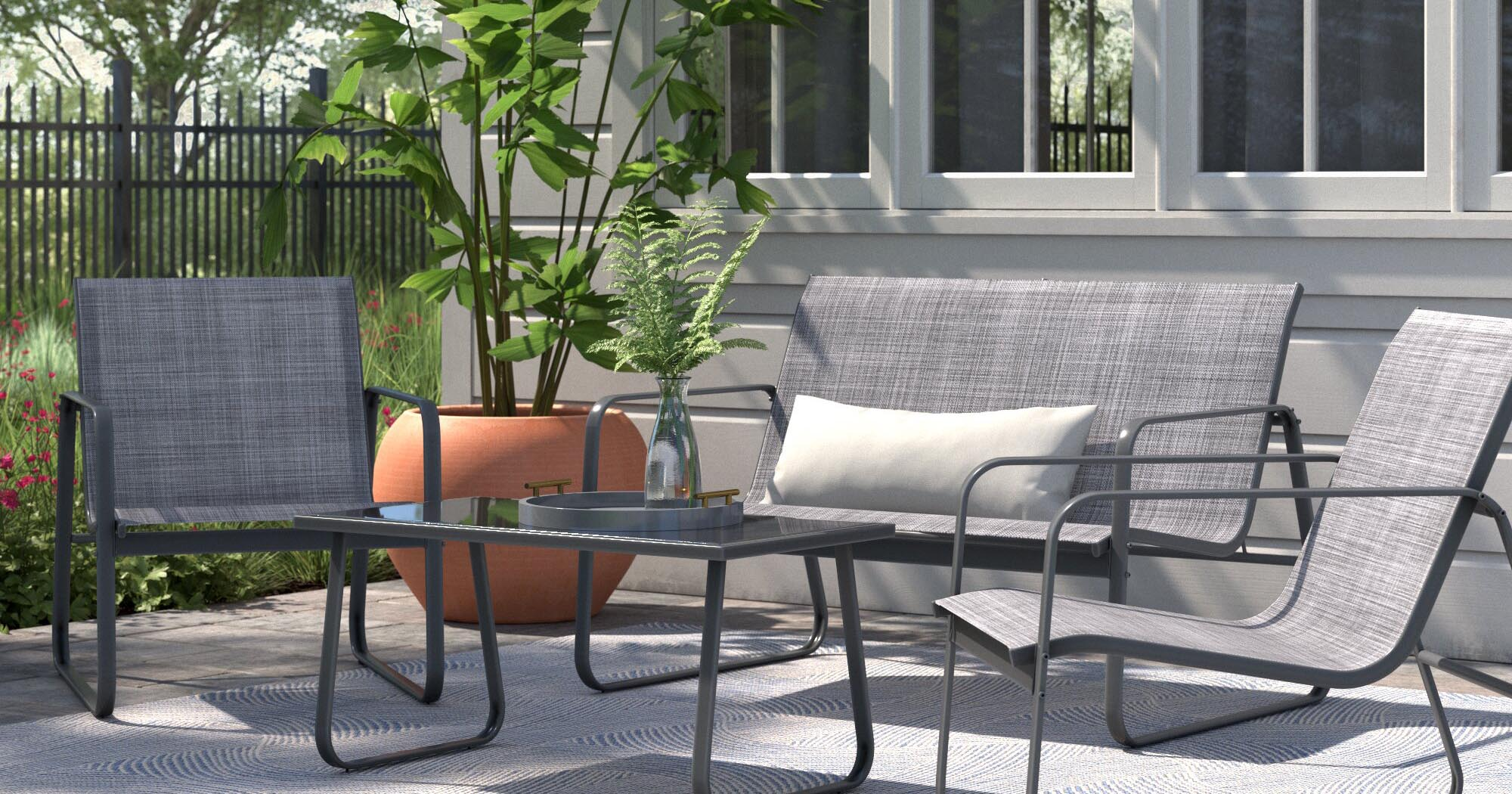 19 small balcony furniture ideas that