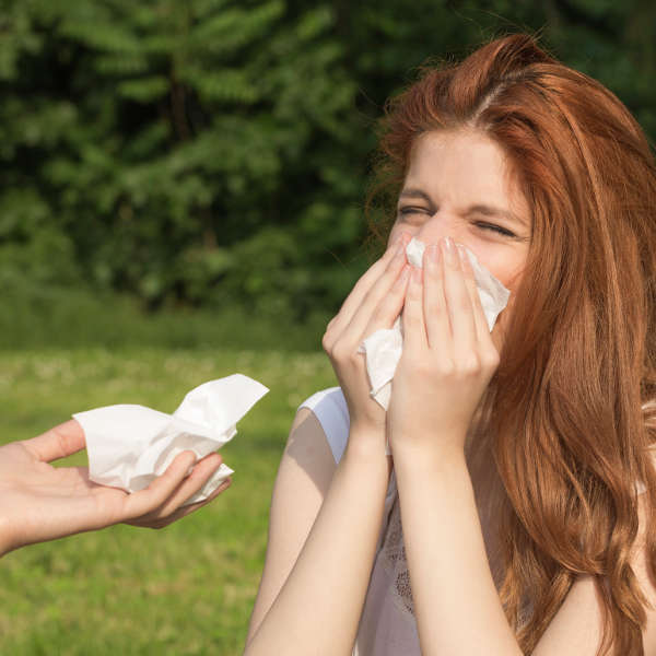 alternative allergy treatments
