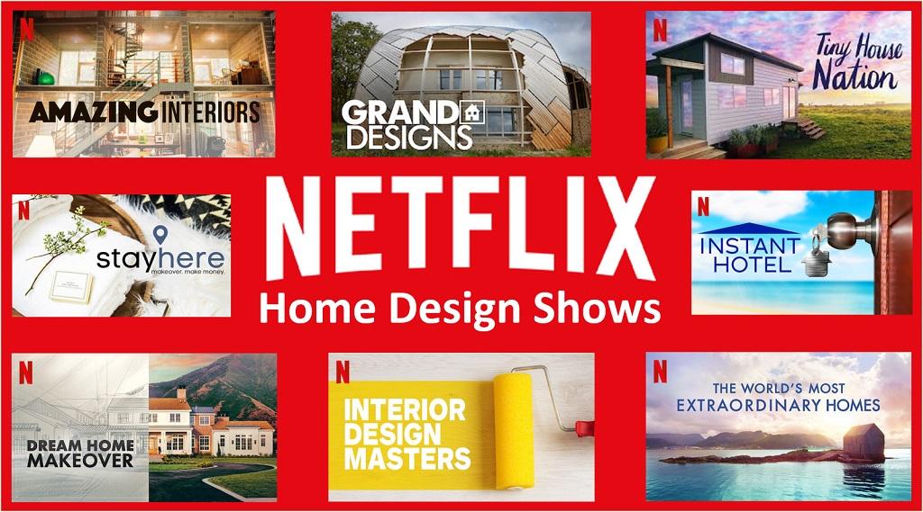 Home Improvement Shows On Netflix August 2021