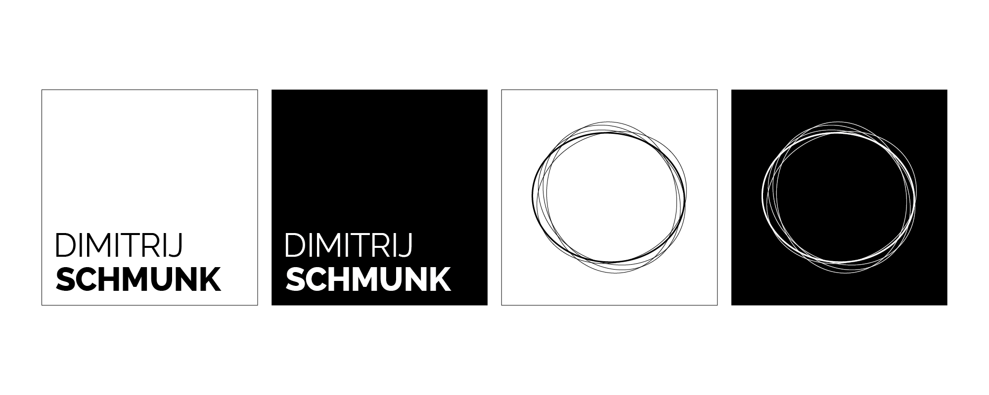 Logo Dimitrij Schmunk - Motion Design & Direction - Social Media Icons