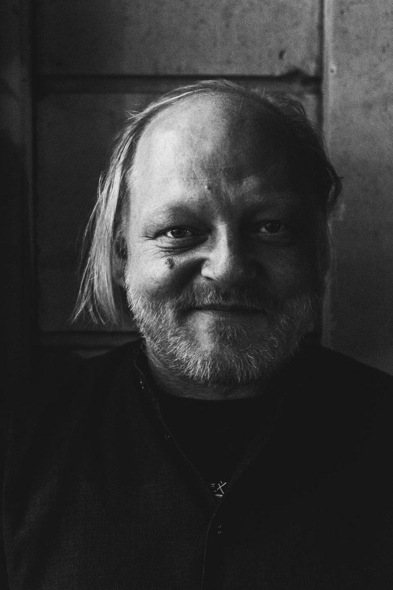 Porträt Frider Zimmermann