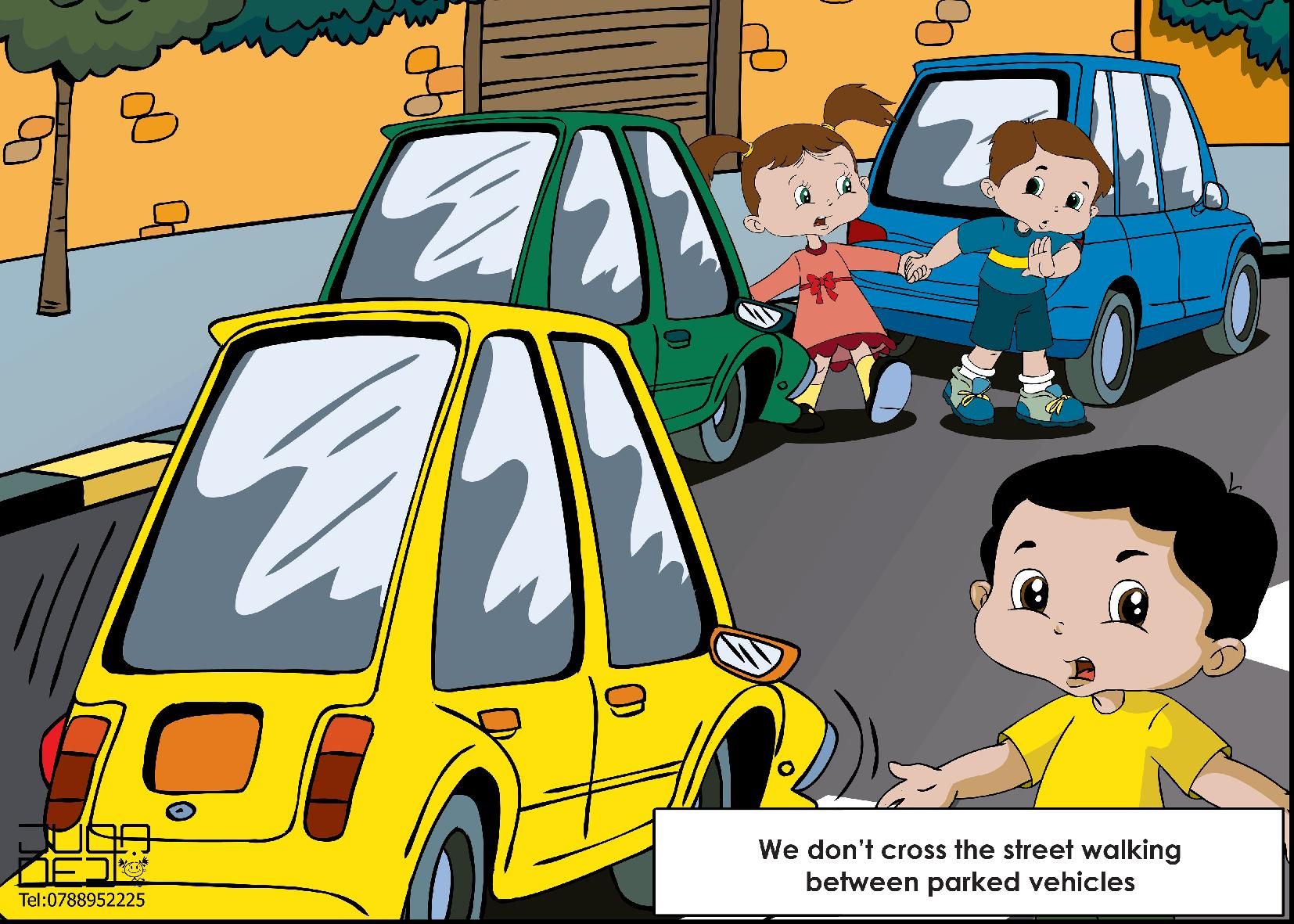 Traffic Safety Tips For Kids