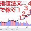 【仮想通貨】取引所zaifで指値注文をして稼ぐ方法!最新情報!
