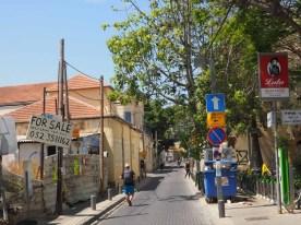Neve Tzedek in Tel Aviv