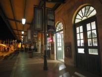 Am alten Bahnhof