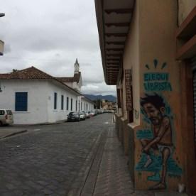 Ecuador_Cuenca_Strasse