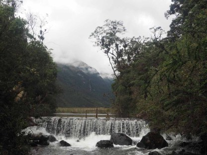 Las Cajas, Ecuador