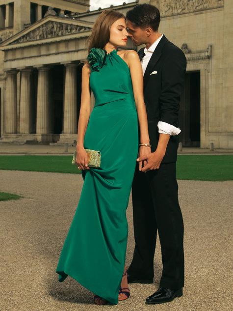 BurdaStyle Rosette Gown