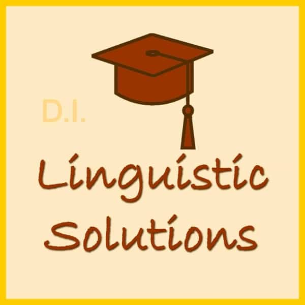 Linguistic Solutions
