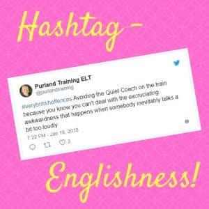 Hashtag - Englishness