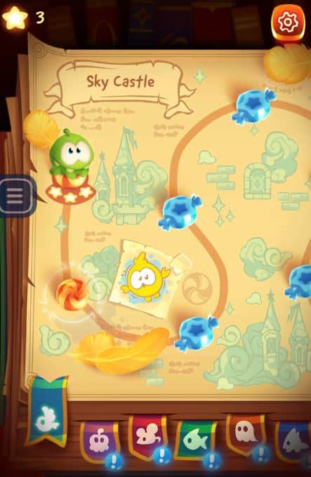 NEW Game! Play Cut the Rope: Magic