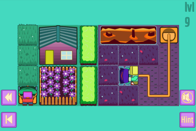 Play Mow It - Screenshot 2