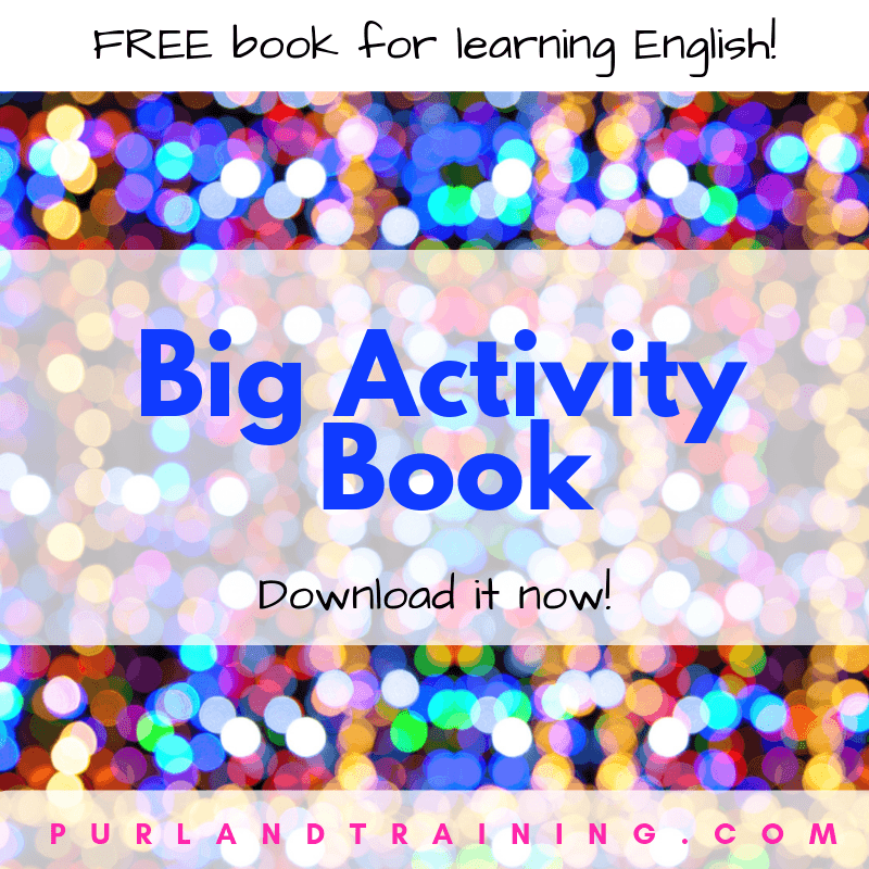 FREE Big Activity Book for ESOL Lessons by Matt Purland