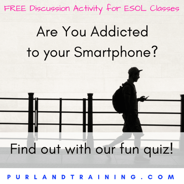Are You Addicted to your Smartphone? - QUIZ