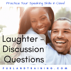 Laughter - Discussion Questions