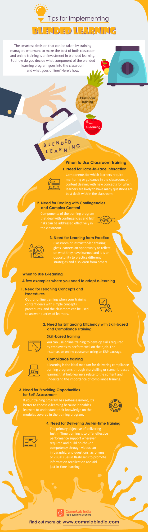 Tips For Implementing Blended Learning