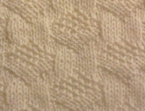 purl points stitch