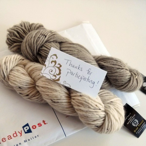 Brae Tweed Yarn
