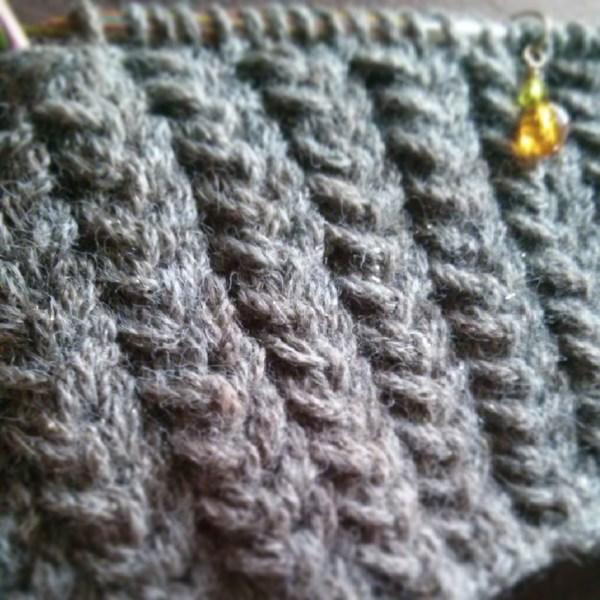 Spine Stitch - Purl Avenue