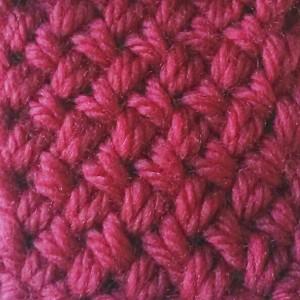 diagonal basketweave stitch