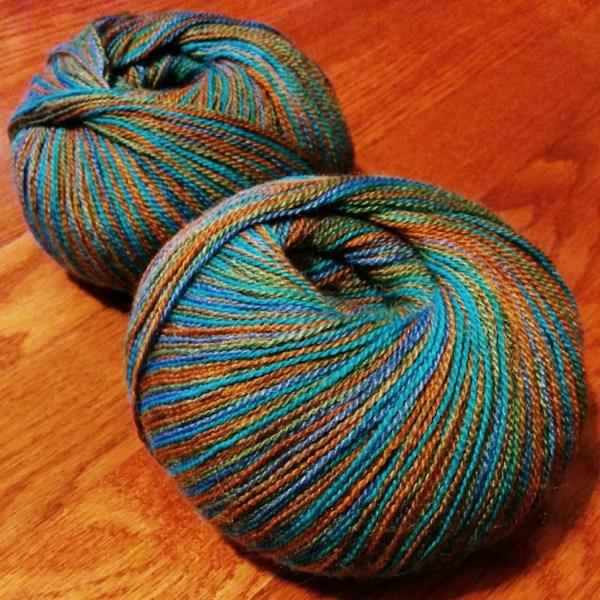 Silky Lace Alpaca Yarn