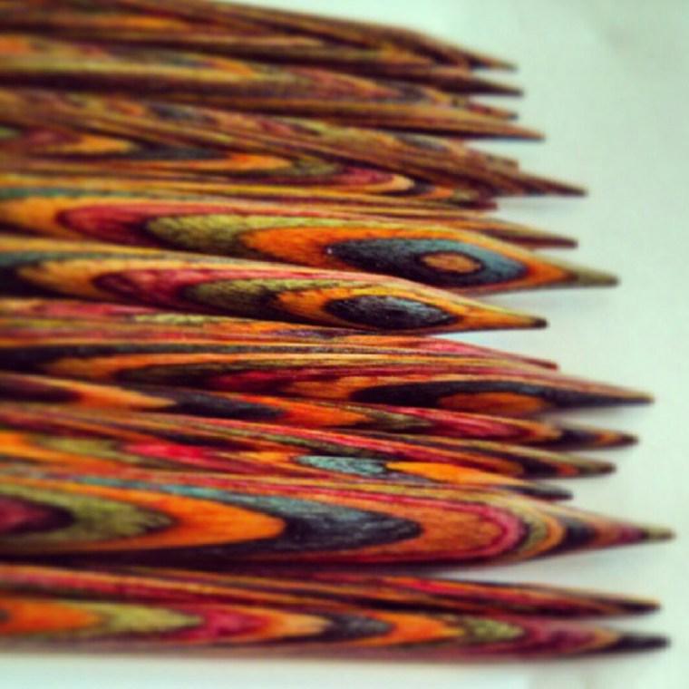knitpicks rainbow