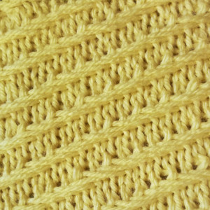 Woven Diagonal Stitch