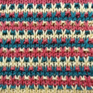 Speckled Slip Stitch - Purl Avenue